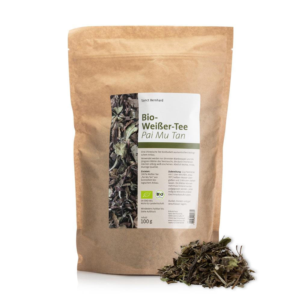 tè bianco per dimagrire