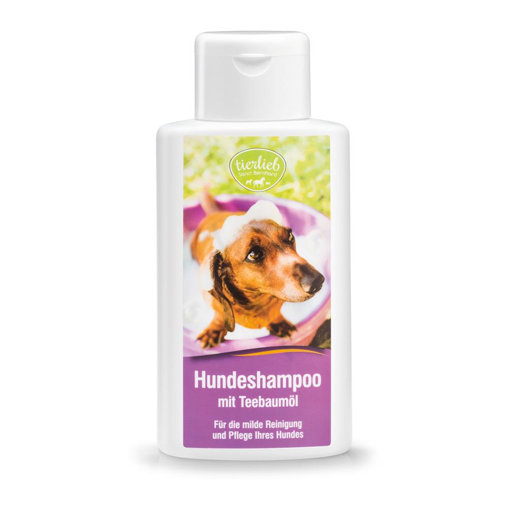 shampooing pour chiens l 39 huile essentielle d 39 arbre th. Black Bedroom Furniture Sets. Home Design Ideas